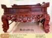 bàn thờ mai điểu gỗ gụ
